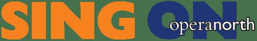Sing on Opera North Logo